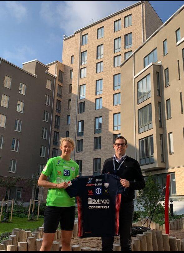 ED Bygg Sverige AB är stolt samarbetspartner till Linköping FC